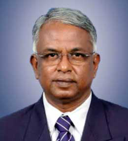Er.S. Rajendren, Past President